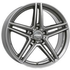 RIAL M10 (6,5x16) metall grau