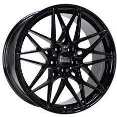 MAM Wheels MAM B2 (8.5x19) schwarz lackiert