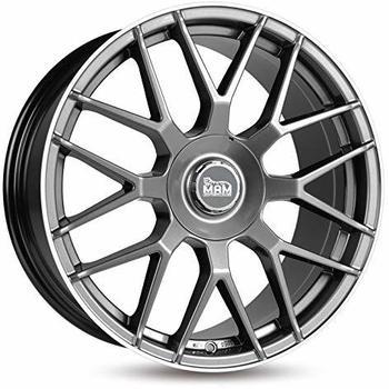 MAM Wheels MAM GT1 (8.5x19) palladium polish