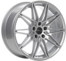 AVUS Racing AC-MB5 8x18 hyper silver