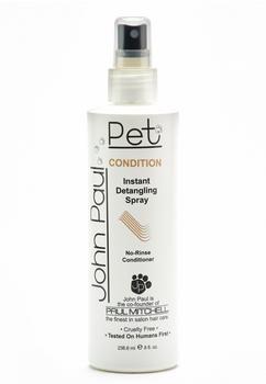 John Paul Pet Instant Detangling Spray 236,6ml