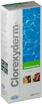 ICF Clorexyderm shampoo 250ml