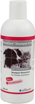 alfavet HexoCare Shampoo 4% 250ml