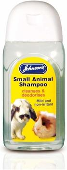 Johnson & Johnson Small Animal Shampoo 125ml
