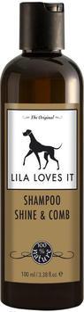 Lila Loves it Shampoo Shine & Comb 100ml
