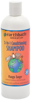 Earthbath Mango Tango 2-in-1 Conditioning Shampoo 472ml