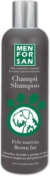 Menforsan Shampoo Brown fur (300 ml)