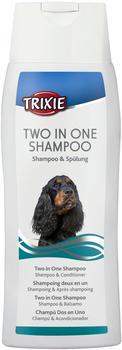 Trixie Two in One Shampoo 250ml