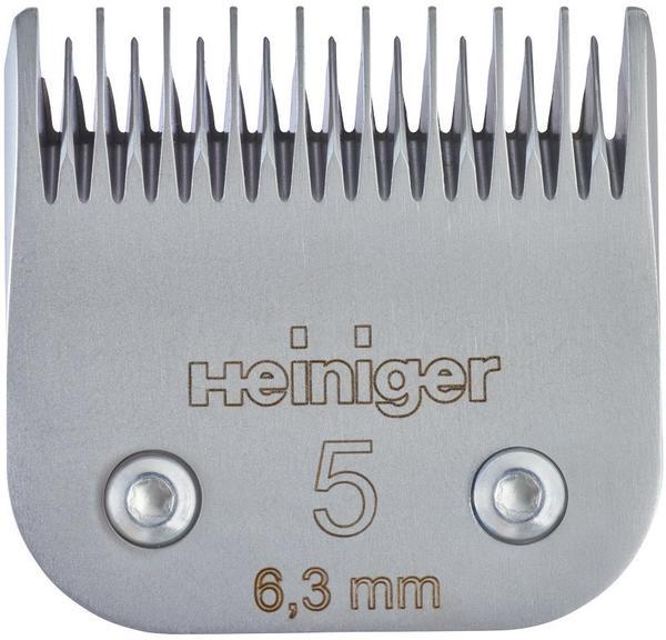 Heiniger Schermesser Saphir #5 6,3mm