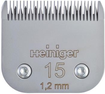 Heiniger Schermesser Saphir #15 1,2mm