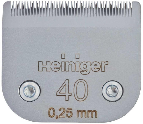 Heiniger Schermesser Saphir #40 0,25mm