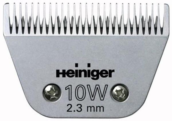 Heiniger Schermesser Saphir #10W 2,3mm