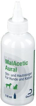 Dechra MalAcetic Aural Ohr- und Hautreiniger 118ml