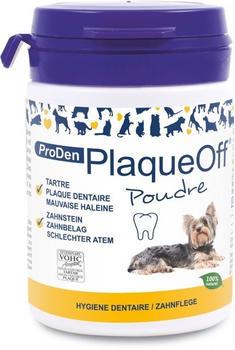 ProDen PlaqueOff Zahnpflege für Hunde 60g