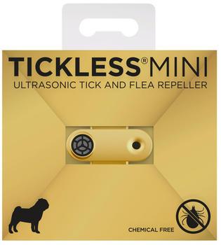 Tickless MINI PET gold Ultraschallgerät