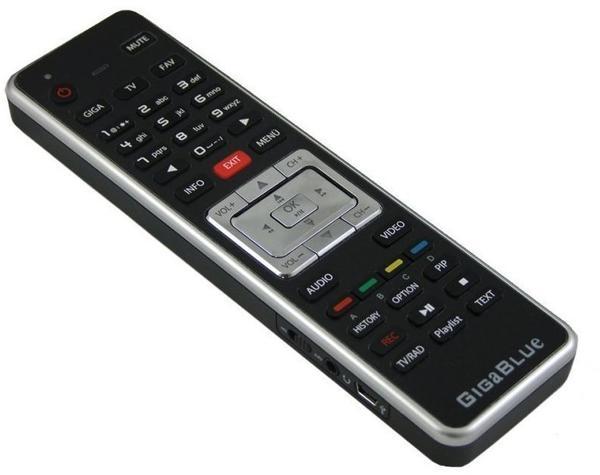 GigaBlue USB Remotecontrol with Keyboard