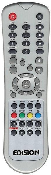 Edision ZX-3523 RCU
