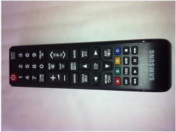 Samsung AA5900622AErsatz-Fernbedienung für TV, Schwarz