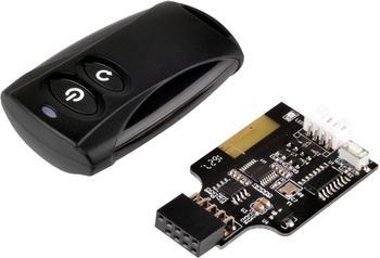 Silverstone SST-ES02-USB, Fernbedienung