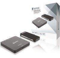König Electronic 5 GHz Wireless-HDMI-Transmitter 1080p - Reichweite 30 m