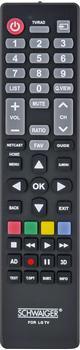 Schwaiger Fernbedienung UFB 100 LG für TV-Geräte
