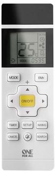 one-for-all-urc-1035-fernbedienung-ir-wireless-schwarz-weiss-drucktasten