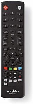 Nedis Universal-Fernbedienung Vorprogrammierte Steuerung N TVRC2040BK