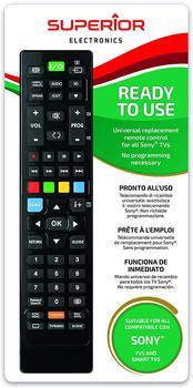 Superior Universalfernbedienung für Sony Smart