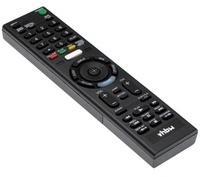 vhbw Fernbedienung (passend für Sony KDL-55W650D TV, & Konsole)