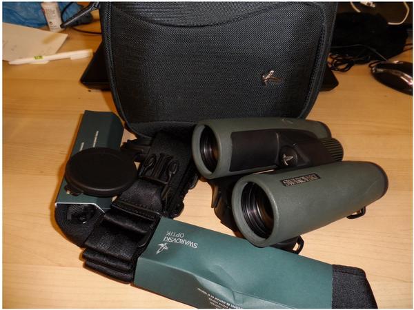 Swarovski optik slc 8x42 wb test weitere swarovski ferngläser bei