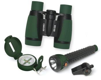 Carson Optical HU-401 5x30 Abenteuerkit für Kinder