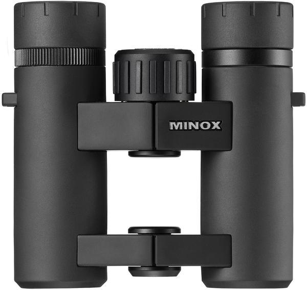 Minox BV 10x 25 Fernglas mit Komfortbrücke schwarz