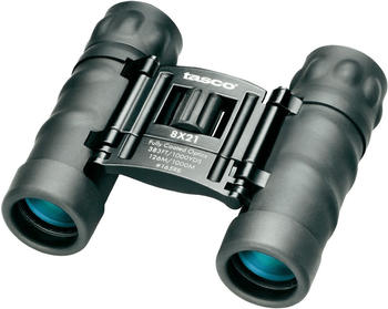 Tasco Fernglas Essentials 8 x 21mm Dachkant Schwarz 165821