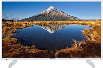 "Telefunken XF43E411-W 110cm 43"" Smart Fernseher weiß"