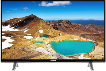 Telefunken XU40E411 LED-Fernseher schwarz, SmartTV, WLAN, HDR10, UltraHD
