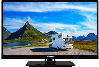 """Telefunken XH24E401V 24"""" Zoll) LED TV, schwarz"""