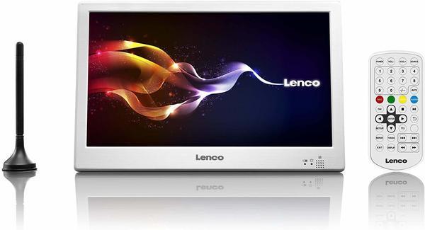Lenco TFT-1038 weiß