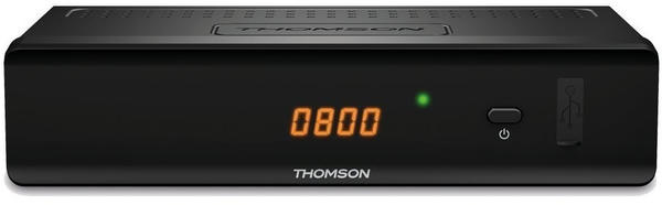 Thomson THC301 Kabel Schwarz TV Set-Top-Box