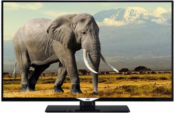 JVC LT-40V55LU 102 cm (40 Zoll, Fernseher 4K Ultra HD, Triple Tuner, Smart TV,