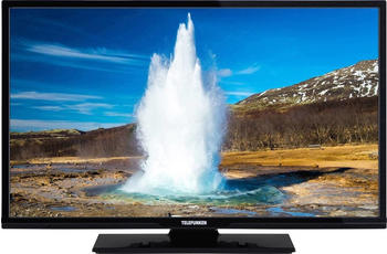 Telefunken C32F545A LED-TV 81cm 32 Zoll EEK A+ DVB-T2, DVB-C, DVB-S, Full HD, Smart TV, WLAN, CI+ Sc