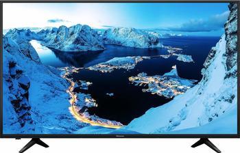 Hisense H43AE6030 LED-Fernseher (43 Zoll, 4K Ultra HD, Smart-TV Schwarz