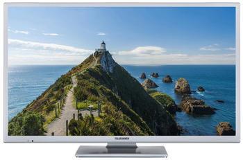 Telefunken XF32G111-S LED-Fernseher silber, FullHD, HDMI, Triple Tuner