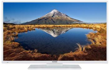 """Telefunken XF49G511-W 124cm 49"""" CMP800 Smart Fernseher weiß,"""
