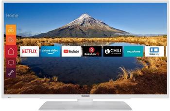 """Telefunken XF43G511-W 110cm 43"""" Smart Fernseher weiß,"""
