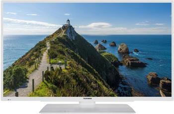 Telefunken XF40G111-W 102 cm (40 Fernseher weiß