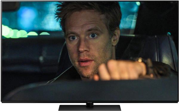Panasonic TX-65GZW954 OLED TV, Black Metallic