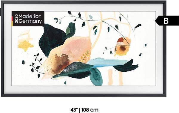 Samsung The Frame GQ43LS03TAU