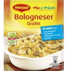 Maggi Appliances fix & frisch: Bologneser Gratin