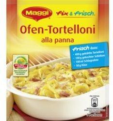 Maggi Appliances fix & frisch: Ofen-Tortelloni alla panna