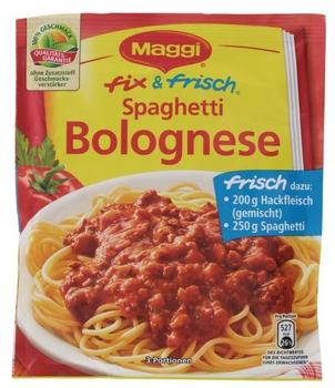 Maggi Appliances fix & frisch: Spaghetti Bolognese